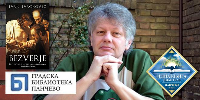 """""""Безверје"""" Ивана Ивачковића у Библиотеци"""