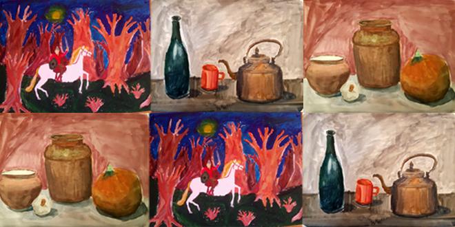 Уметност без граница – пут ка мајсторству