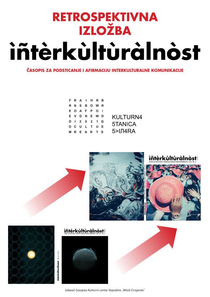 """Ретроспективна изложба фотографија """"Интеркултуралност"""""""