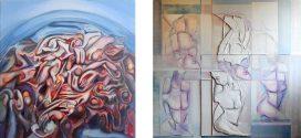 """Изложба слика """"Симболичке интерпретације тела"""" ауторке Теодоре Заношкар"""