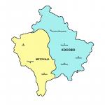 Косово и Метохија - географске регије
